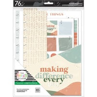 Me And My Big Ideas - Happy Planner Collection - Big - Accessory Pack - Peachy Homeschool