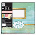 Me and My Big Ideas - 12 x 12 Album Kit - Caribbean Bliss