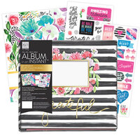 Me and My Big Ideas - 112 Piece Kit - Album in an Instant - 12 x 12 - Grateful