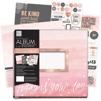 Me and My Big Ideas - 83 Piece Kit - Album in an Instant - 12 x 12 - Today Is Your Day