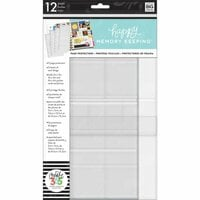 Me and My Big Ideas - Create 365 Collection - Page Protectors - Big Pocket