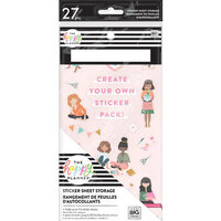 Me And My Big Ideas - Happy Planner Collection - Happy Sticker Sheet Storage