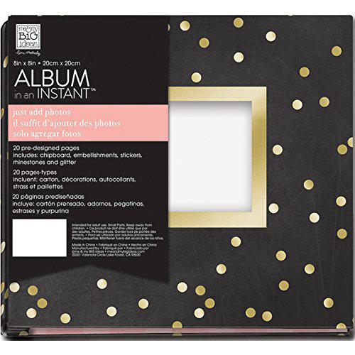 Scrapbook Album Kits