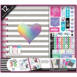 Me and My Big Ideas - Create 365 Collection - Planner - Box Kit - Big - Rainbow - Undated