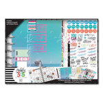 Me and My Big Ideas - Create 365 Collection - Planner - Box Kit - Sweat Smile Fit