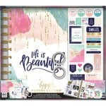 Me and My Big Ideas - Create 365 Collection - Planner - Box Kit - Tranquility - Undated