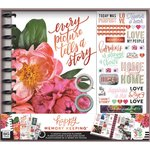 Me and My Big Ideas - Create 365 Collection - Planner - Box Kit - Floral - Undated