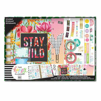 Me and My Big Ideas - Create 365 Collection - Planner - Box Kit - Stay Wild Student - August 2018 to July 2019