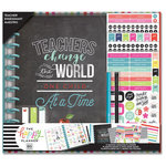 Me and My Big Ideas - Create 365 Collection - Planner - Box Kit - Teacher Change Teacher - Undated