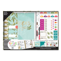 Me and My Big Ideas - Happy Planner Collection - Planner - Box Kit with Foil Accents- Recipe Foodie - Undated