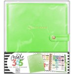 Me and My Big Ideas - Create 365 Collection - Planner - Deluxe Cover - Classic - Spring Green