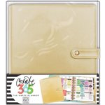 Me and My Big Ideas - Create 365 Collection - Planner - Deluxe Cover - Classic - Gold