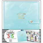 Me and My Big Ideas - Create 365 Collection - Planner - Deluxe Cover - Big - Limpet Blue