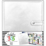 Me and My Big Ideas - Create 365 Collection - Planner - Deluxe Cover - Big - Silver