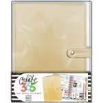 Me and My Big Ideas - Create 365 Collection - Planner - Deluxe Cover - Mini - Gold
