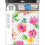 Me and My Big Ideas - Create 365 Collection - Planner - Decorative Cover - Big - April Flowers
