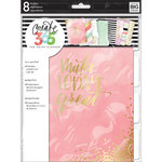 Me and My Big Ideas - Create 365 Collection - Planner - Dividers - Lovely Pastels