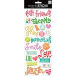 Me and My Big Ideas - MAMBI Sticks - Epoxy Stickers - Best Friends