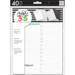 Me and My Big Ideas - Create 365 Collection - Planner - Fill Paper - Daily