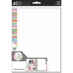 Me and My Big Ideas - Create 365 Collection - Planner - Fill Paper - Multi Stripe Dot