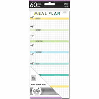 Me and My Big Ideas - Healthy Hero Collection - Planner - Half Sheets - Undated