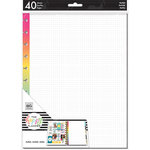 Me and My Big Ideas - Create 365 Collection - Planner - Big - Fill Paper - Rainbow Dot Grid Big