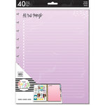 Me and My Big Ideas - Create 365 Collection - Planner - Big - Fill Paper - Colored All the Things