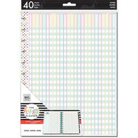 Me and My Big Ideas - Happy Planner Collection - Planner - Big - Fill Paper - Classroom Checklist