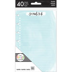 Me and My Big Ideas - Create 365 Collection - Planner - Mini - Fill Paper - Watercolor
