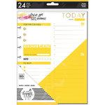 Me and My Big Ideas - Super Mom Collection - Planner - Fill Paper