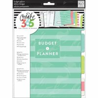 Me and My Big Ideas - Create 365 Collection - Planner - Budget Extensions
