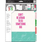 Me and My Big Ideas - Create 365 Collection - Planner - Big - Month Extensions - Something Big