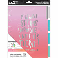 Me and My Big Ideas - Create 365 Collection - Planner - Extension Pack - Hourly - Undated