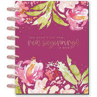 Me And My Big Ideas - Happy Planner Collection - Classic - Notebook - New Beginnings