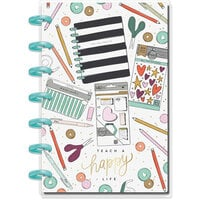 Me And My Big Ideas - Happy Planner Collection - Mini - Notebook - Be Happy