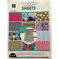 Me and My Big Ideas - MAMBI Sheets - Paper Pad - Paint The Town - Vertical