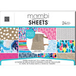 Me and My Big Ideas - MAMBI Sheets - Expandable Paper Pad - Paint the Town - Horizontal