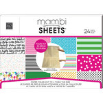 Me and My Big Ideas - MAMBI Sheets - Expandable Paper Pad - Big City Brights - Horizontal