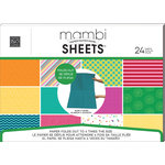 Me and My Big Ideas - MAMBI Sheets - Expandable Paper Pad - Vibrance - Horizontal