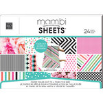 Me and My Big Ideas - MAMBI Sheets - Expandable Paper Pad - Peony - Horizontal