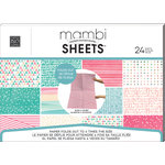 Me and My Big Ideas - MAMBI Sheets - Expandable Paper Pad - Stay Golden - Horizontal