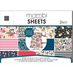Me and My Big Ideas - MAMBI Sheets - Expandable Paper Pad - Botanical - Horizontal