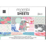 Me and My Big Ideas - MAMBI Sheets - Expandable Paper Pad - Dramatic Marble - Horizontal