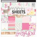 Me and My Big Ideas - MAMBI Sheets - 12 x 12 Paper Pad - She So Lovely