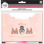 Me and My Big Ideas - Super Mom Collection - Planner - Adhesive Pocket