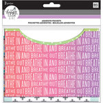 Me and My Big Ideas - Healthy Hero Collection - Planner - Adhesive Pocket