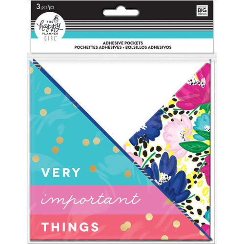 Me and My Big Ideas - Socialite Collection - Planner - Adhesive Pocket