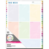 Me and My Big Ideas - Happy Planner Collection - Planner - Block Pad - Fitness
