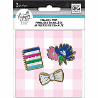 Me and My Big Ideas - Socialite Collection - Planner - Enamel Pin