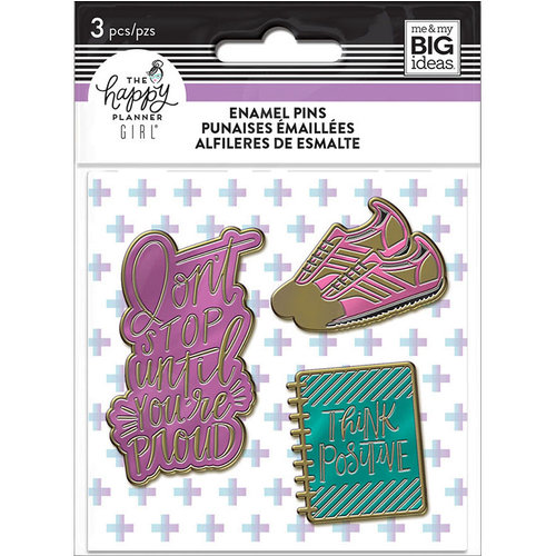 Me and My Big Ideas - Healthy Hero Collection - Planner - Enamel Pin